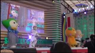 キラリン、ゆるキャラダンス選手権でMIP賞に!