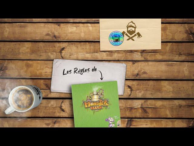 [Monster Café] Vidéo de Règles en moins de 3 min