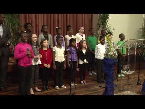 The Lord Be Magnified (Harvestime Children Choir)