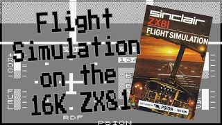 Video Flight Simulation for the ZX81 from Sinclair Research (1982) #ZX81 download MP3, 3GP, MP4, WEBM, AVI, FLV Oktober 2018