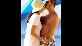 Simon Cowell and Lauren Silverman Love