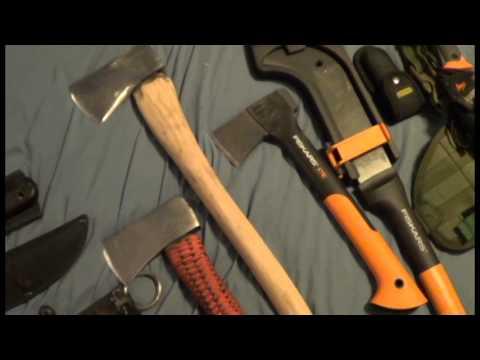 Bushcraft Knife Basics Part 1: Varieties and Micro Reviews