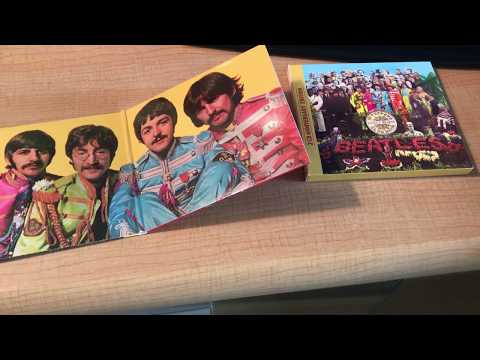 BEATLES Outtakes from Sgt Peppers 50th Anniversary Remix edition