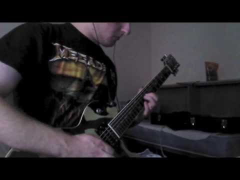 Dissection - Nexion 218 / Beyond the Horizon (guitar cover) mp3