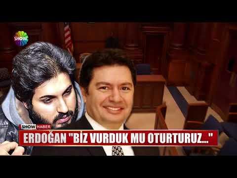 """Erdoğan: """"Biz vurduk mu oturturuz..."""""""