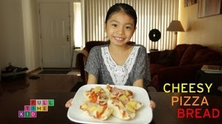 Cheesy Pizza Bites | After School Snacks | Full-Time Kid | PBS Parents
