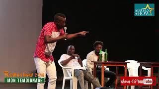 Ramashow 2018 part 1 avec Ange Freddy, Zunonbook, Pr.Veskaye, Kebaro…