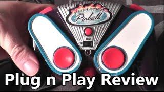 Classic Arcade Pinball Plug n Play Review - The No Swear Gamer Ep 312