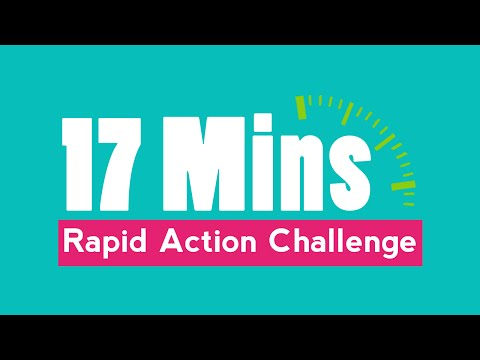 Rapid Action Challenge Explainer Video