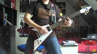 Scorpions  - The Zoo - Guitar Cover Ver.2