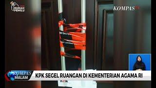 Download Video KPK Segel Ruangan di Kementerian Agama Lukman Hakim Saifuddin MP3 3GP MP4