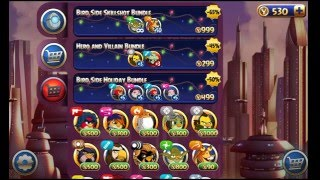 Hack Angry Birds Star Wars II *root only