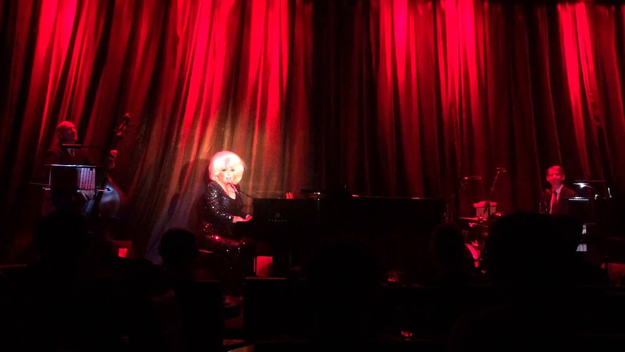 Miss Hope Springs sings her signature song 'The Devil Made Me Do It' live at The Hippodrome London