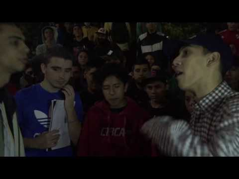 TEGO vs JOAQUIN | Semifinal (1vs1 4x4 - 15/04) | Irlanda Freestyle