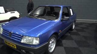 Peugeot 505 Turbo Injection, 405 Mi16 and 309 GTI