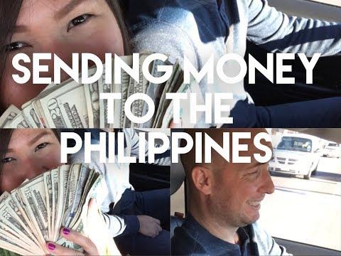 Should I send money to the family in The Philippines?