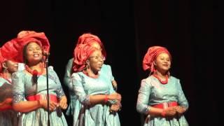 2015 African Praise & Gospel Music Concert - Itshokwadi