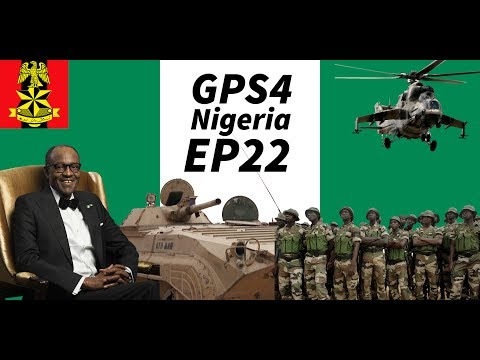 Geopolitical simulator Power & Revolution 4 ~ Nigeria - Episode 22