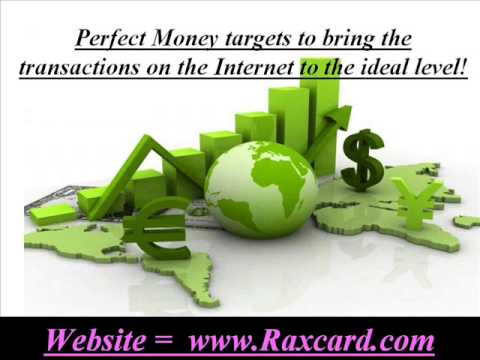 Perfect Money Prepaid Cards for every one, PM Visa