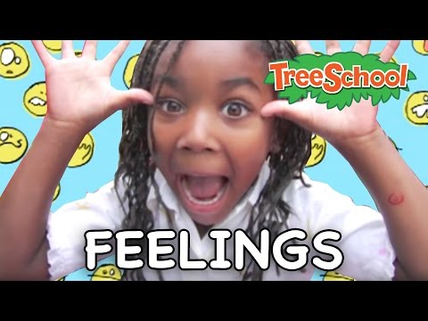 Feelings | Signing Time | Two Little Hands TV