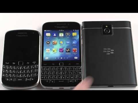 BlackBerry Classic v.s. BlackBerry Bold 9900