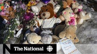 Nova Scotia community remembers 7 children killed in Halifax house fire