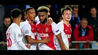 Club Bruges 1-1 Monaco  avec le son D'RMC