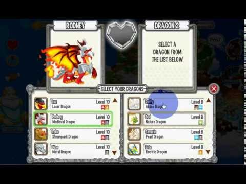 Dragon City Breeding Guide - YouTube