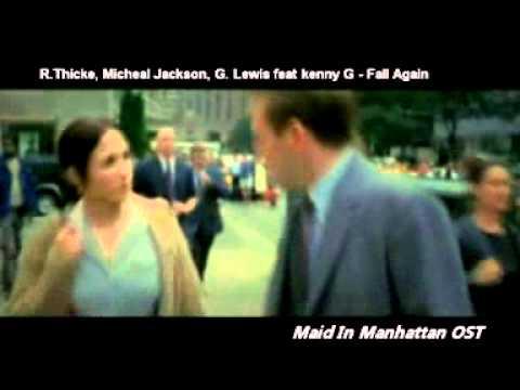 Robin Thicke, Micheal Jackson and Glenn Lewis feat kenny G - Fall Again