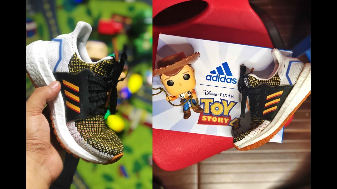 Adidas ULTRABOOST 19 TOY STORY Review