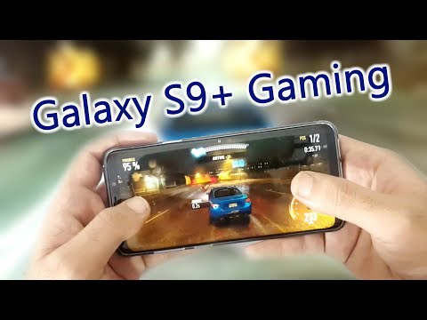Samsung Galaxy S9 Plus Gaming Review & Heating Test!!! Urdu/Hindi