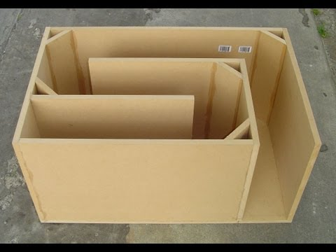 what's the best wood to make a subwoofer box 1