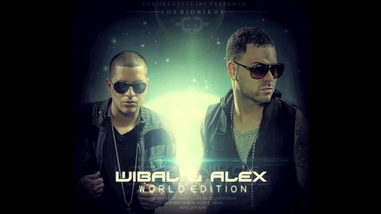cd los bionikos wibal y alex