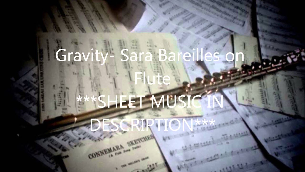 Gravity sara bareilles on flute sheet music in description gravity sara bareilles on flute sheet music in description hexwebz Choice Image