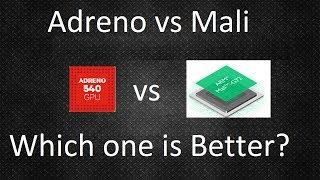 Adreno vs Mali   Which one is Better?