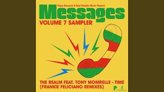 Time (Frankie Feliciano Classic Vocal Mix) (feat. Tony Momrelle)