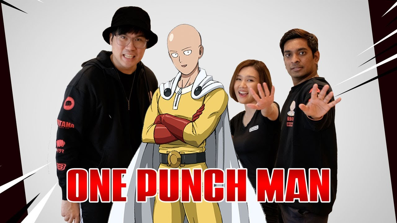 We Did The One Punch Man Workout Challenge!