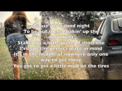 Mud on the Tires ~ Brad Paisley [Lyrics]