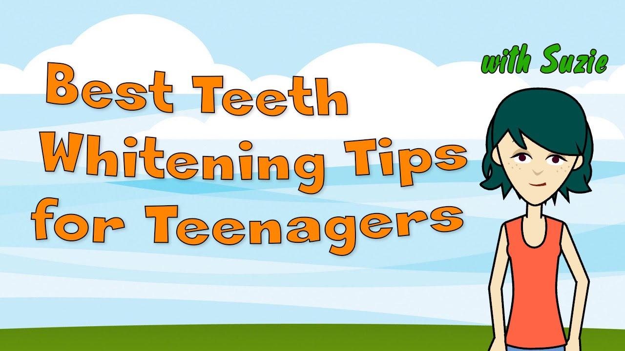 Teeth Whitening Best Teeth Whitening Tips For Teenagers Whitening