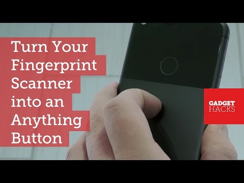 Use Your Fingerprint Scanner to Do Almost Anything with Tasker [How-To]