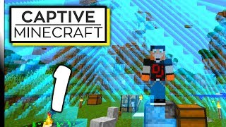 AHDAS MAAILMA! || 01 || Captive (Minecraft)