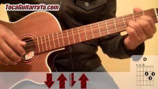 Como Tocar Mary Orgullosa (proud mary) de los Creedence en Guitarra