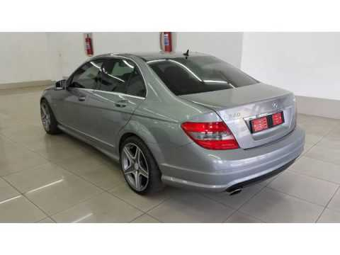 2010 mercedes benz c class c220 cdi amg auto for sale on auto trader south africa youtube. Black Bedroom Furniture Sets. Home Design Ideas