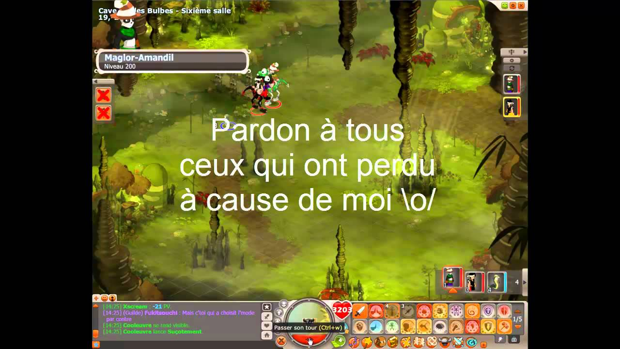 Tuto donjon dofus le donjon bulbe youtube for Bulbe
