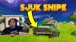 INSANE SNIPE I FORTNITE TURNERING
