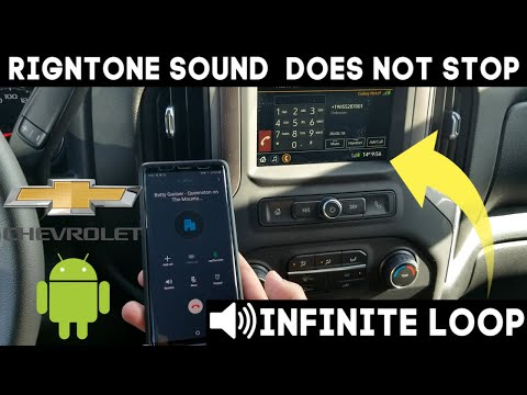 HOW TO FIX | Infinite Ringing when receiving a phone call over Bluetooth (Android)