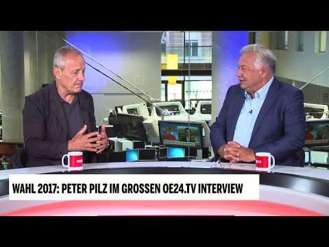 Wahl 2017: Peter Pilz im großen oe24.TV-Interview