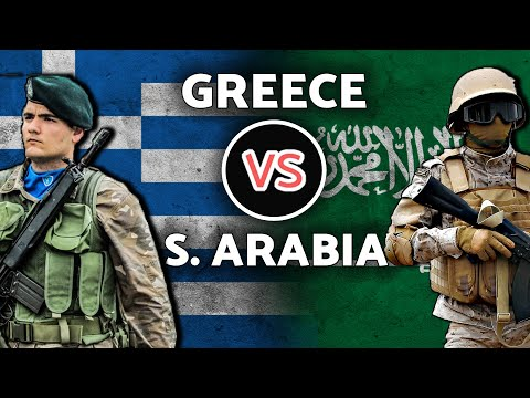 Greece vs Saudi Arabia - Military Power Comparison 2020