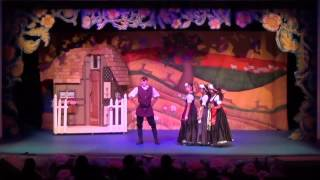 Beauty and Beast-  Unbelievable Dress Rehearsal Bloopers!