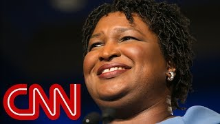 Stacey Abrams on 2020: You don't run for second place